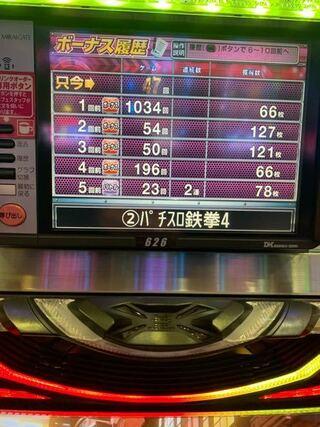 天井 鉄拳 狙い 4