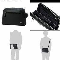 PORTER 吉田カバンの2way ショルダーバッグについて こちらのバッグを普段使いに欲しいと思い気になったのですが、これはビジネス用など仕事で使う用のバッグですか? 普段使いでもおかしくないですか? 私自身持病持ちで薬など持ち歩くものが多く、色々入れれるバッグを探してて店舗でこれを見つけて一目惚れしました。 皆さんのご意見お待ちしてます。 よろしくお願い致します。   https://w...