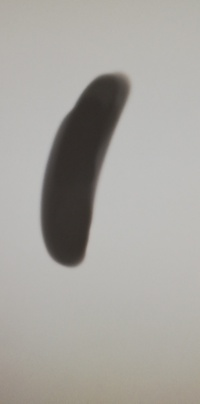 クリスタで厚塗りの練習をしてるんですが厚塗り感がでません 画像は油彩ブラシで描いてます エッジを効かせつつ厚塗り感を表現したいです 塗り方などを教えてください