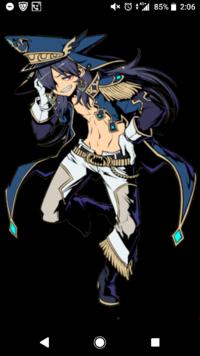 モンストのこのキャラクターの名前を教えてください。 私が2017年によく使っていた水属性のキャラなのですが、名前が思い出せません。