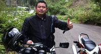 煽り運転で逮捕された社長のバイクの車種はなんですか。