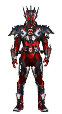 仮面ライダー01 サウザーがバージョンアップされるとネタバレサイトにありましたが、何故か飛電ドライバー?胸にはアークらしき紋様が!