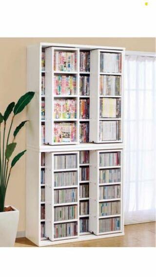 本棚,L字型,最悪スライド,横幅80cm以内,大容量