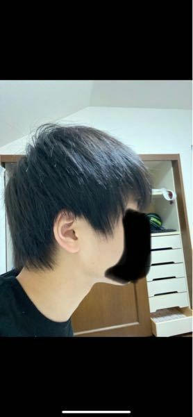 ツーブロック,髪の毛,量