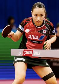 卓球の伊藤美誠さんは好きなほうですか?