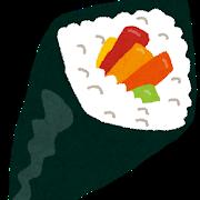 手巻き寿司パーティ! あなたなら何を巻きますか?