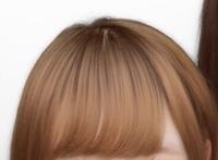 縮毛矯正に関しての質問です。   私は縮毛初、天パ、細くて柔らかい毛、量が少ないです。  特に前髪のうねりが気になります。 冬場など乾燥している時期は朝ヘアアイロンをかければ1日そ のままの状態を保てるのですが梅雨や夏など湿度が高い時期になると朝まっすぐ(ぱっつん)にしても一歩外に出ると画像のようにうねります。また後ろの髪は後頭部の広がりが少し気になります。  そして私は髪が...
