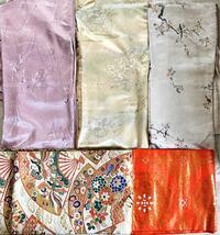 入学式の着物について 祖母の形見分けで、下の写真の着物(小紋?)と帯を譲り受けました。 来年上の子が小学校に上がるので、せっかくなら入学式に着て行きたいと考えています。 子供も「ひいばあの着物綺麗だね...