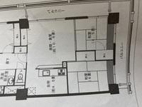 6畳の和室はどこから出入りするのか分かりますか?