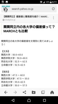 関西学院大学(関学)が関関同立の中で最も偏差値が低くなった原因は何ですか?