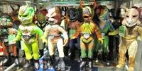 昭和の仮面ライダーでライダー怪人のソフビは何で地獄大使やゲルショッカー期の怪人ソフビは出てないんですか?  当時はソフビの人気は無かったんですか?