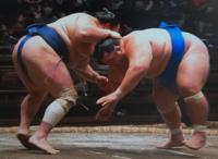 北勝富士は勝ちましたが、北の富士さんは、「相撲内容は良くないね、もっと前に出る相撲を取らなきゃあ、今日も変わってるからね」とのことですが、こういう場合は師匠も、勝ち越しても誉めないですか。