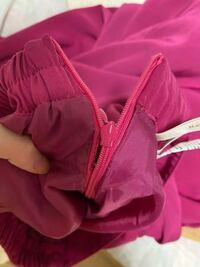 チャックの直し方 お気に入りのスカートのチャックが壊れてしまいました… これはどうやって直せますでしょうか? お知恵のある方教えてください。