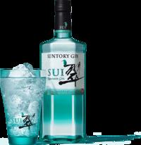 サントリー ジャパニーズジン 翠 (SUI)を飲んだことがありますか?感想を教えてください。どんな飲み方がお勧めですか?