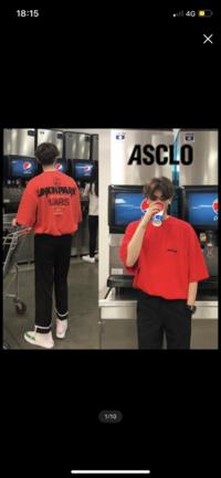 ascloという韓国のファッションサイトなんですけど、どなたかこの写真のパンツがどこで売っている物なのかわかりますか?