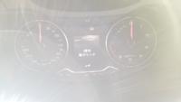 AUDI A3のインジケーターにオイル交換表示がされます。 ただオイル交換は3ヶ月前の車検時に行ったばかりですので、おそらく交換時期ではないかと思います。  こちらの表示のリセットをするにはどのように行えばよいでしょうか?  詳しい方お教えくださいませ。