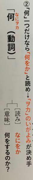 漢文  何 + 動 詞  で、何オカとよむ漢文文法の例文、を教えてください。 詳しくはこの文法です。