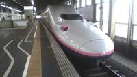 JR東日本 で E4系 は他の新幹線と比べて 新型コロナウイルス に感染するリスクが高いですか?  後、どう思いますか? E4系 は 2階建て ということから空間が狭いので気になりました。 空間が狭ければ当然ながらウイルスが蔓延しやすいです。 上越新幹線 は E4系 の他にも E2系 や E7系 などが運用され車両が選べるので何とかなりそうです。 個人的に引退寸前の E4系 になる...