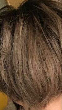 この髪色にエンシェールズのネイビーブルーで染めたら緑になっちゃいますか?