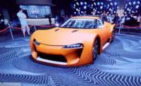 グラセフ5オンライン カジノのルーレットで景品になっているこの車はなんでしょうか? 売ってますか?