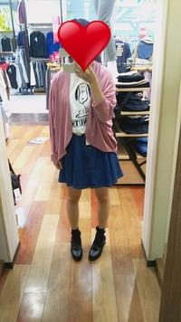 このファッション、可愛いですか?お礼50枚。