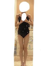 高校1年生女子です。 153cmです。何kgに見えますか??太ってますか…?