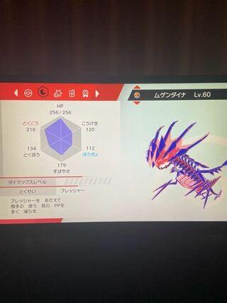 厳選 盾 ムゲンダイナ ポケモン 剣