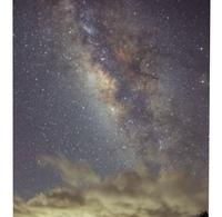 石垣島の星 運が良ければ本当にこんな星空が見れるものなんでしょうか? 加工かなと思ったんですが…