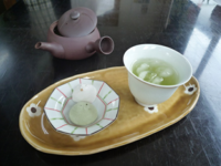 この和菓子を見て、どう思いますか