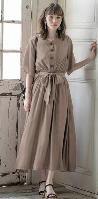 ドレスコードのあるお店に行くにはこのようなワンピースで大丈夫でしょうか。