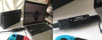 Switchとキャプチャボード、パソコンをつないでパソコン画面にSwitchを出力させようと思い、Finder等覗いてみたのですが特にパソコンに反応がありませんでした。何が原因なのでしょうか?