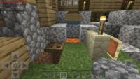マインクラフトの釣り小屋について質問です。 半自動釣り機を作ったのですがどうしてもトラップドアの手前が度々延焼してしまいます。 いつか小屋ごと焼けてしまうのではと不安な為、現在は釣 りをする時以外はマグマを撤去しております。 丸石製造機小屋も作りたいので、マグマの延焼について詳しい方、どうか延焼の法則を教えてください。
