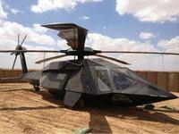 軍用ヘリコプターについてです。 画像のヘリはCGでしょうか?  Instagramで回ってきたのですが、形状や周りの環境から見て、米軍がビンラディン暗殺の際に使用し撃墜されたとされる謎のヘリコプター(ステルスヘリ...