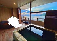 この写真がどこの宿?ホテル?かわかる方いらっしゃいますか? 千葉県にある客室露天風呂付きの温泉のようなのですが