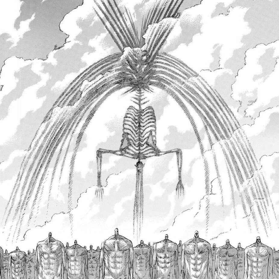 巨人 骸 の