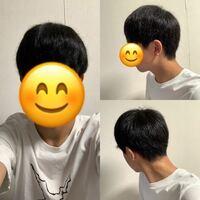これは天パですか?直毛ですか? 友達にはちん毛みたいな髪質だなって言われます。