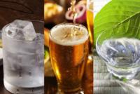 焼酎、ビール、日本酒 どれが好きですか?