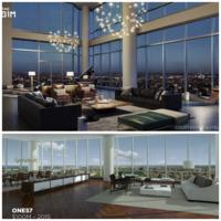 日本には画像のようなマンションの一室はないんですか? 上下、どちらもニューヨークのペントハウスです。 画像のようなマンションが日本にあれば物件名などを教えて下さい。