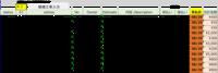 【Excel VBAについて】 ・工事を行った履歴管理のためのExcelをマクロで効率化したいです。 以下の流れについてVBAでどのように反映すればよろしいでしょうか?  《やりたい事》 1.指定の値を含んだ(工事番号)セルを含む行をコピー 2.コピーした列をコピー元の一つ下の行に挿入 3.ペーストした行の、特定の列(F,G,H,I,J列)目の数値のみ値を削除 4.ペーストした行の、特定の列...