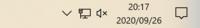 Windows10から、Google日本語入力をアンインストールしました。なので、当然デフォルトのIMEはMS-IMEになると思うのですが、タスクバー? にIMEが出現しません(添付)。「全角/半角」キーを押せばとしたいところ...