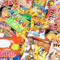 スナック菓子何が好きですか? かっぱえびせんです!