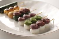 串団子は好きですか? 僕は好きです!