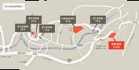 黒川温泉街で食べ歩きをする予定です。どこの駐車場に停めるのがおすすめでしょうか?