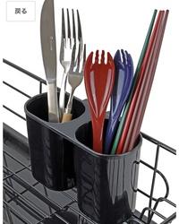 包丁を水切りのトレー?に入れると刃先が刃こぼれしますか? 箸などを入れる場所です