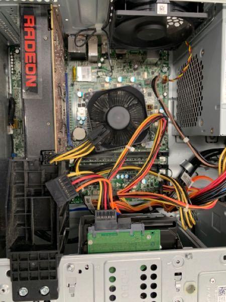 CPUってこの画像のどれですか?