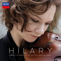 ヴァイオリニストのヒラリー・ハーンは好きですか? (^。^)b