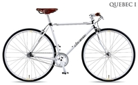 この自転車は構造的に美しいですか? フレームが細い、ホリゾンタル、重心が後ろ寄りで安定している感じ。 あくまで街乗りとしてです