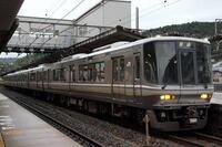 写真の車種って2020年10月7日地点では神戸線の各駅停車タイプの列車には使われてないんですか? 写真の車種って新快速か快速のみ使われてるんですか?