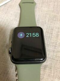 初代 Apple Watchが写真のような状態とりんごマークを繰り返して、強制再起動をしても、ループから抜け出せません。起動させる方法を教えていただけるとありがたいです。