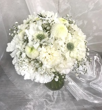 シリカゲル ドライフラワー 埋めない  ご覧いただきありがとうございます。 結婚式のブーケを自分でドライフラワーにしたいと考えております。  お花はシリカゲルに完全に埋めないとだめでしょうか? シリカゲルの上に並べて密封では難しいでしょうか?  というのも、過去に花びらがバラバラになってしまいまして…。 ひまわりやミニバラ、ガーベラをドライフラワー用の細かいシリカゲルでドライ...